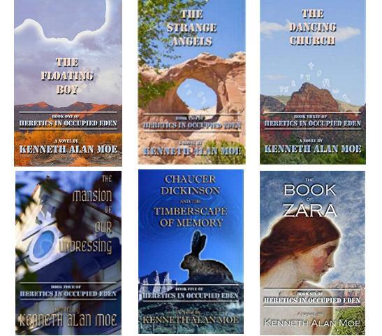 Books By Ken Moe