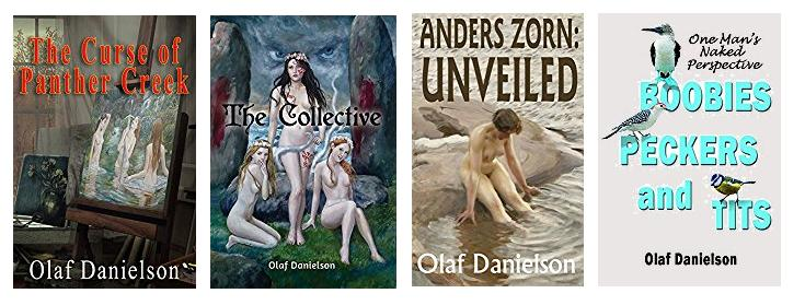 Books by Olaf Danielson