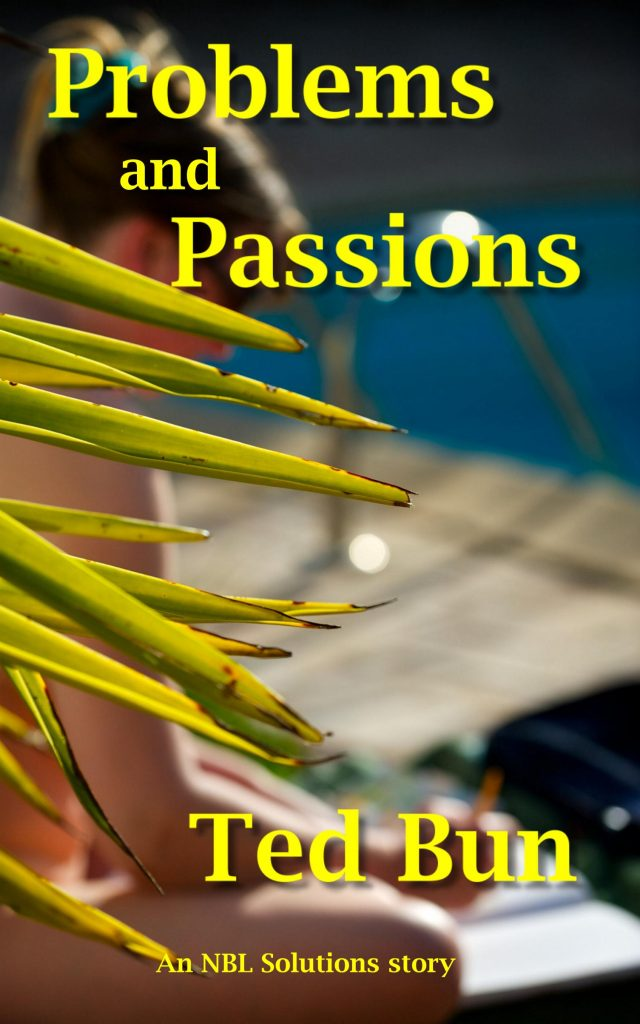 Problems and Passions cover  mybook.to/PandP
