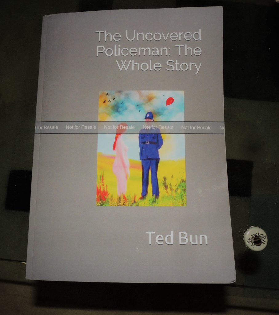 The Proof cover shot of The Uncovered Policeman: The Whole Story